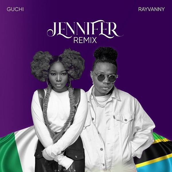Guchi - Jennifer (Remix) ft. Rayvanny download