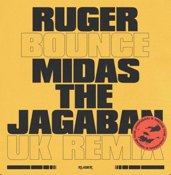 Ruger ft. Midas The Jagaban - 'Bounce (UK Remix)' download