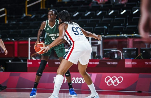 Tokyo2020 D'Tigress Faces Crushing Defeat In Their Game Against France