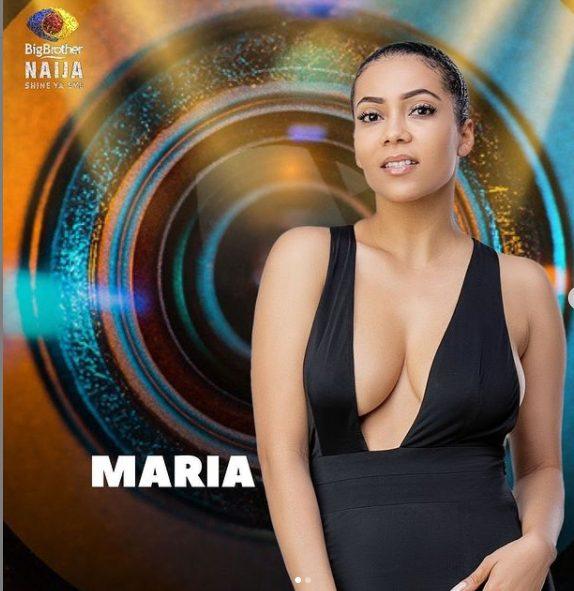 MARIA BBNaija