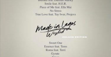 Wizkid - Made In Lagos Deluxe Album download