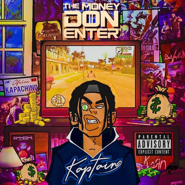 Kaptain – The Money Don Enter lyrics download