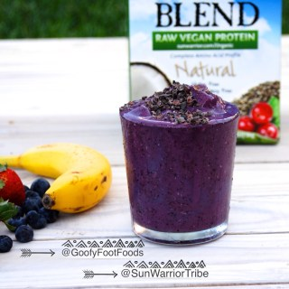 Boosted Protein Power Smoothie