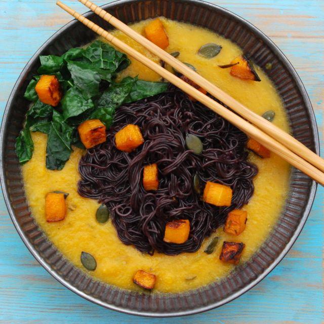 Forbidden Rice Ramen Bowls