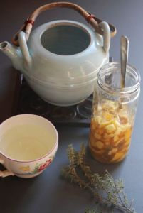 Cough and Cold Tea