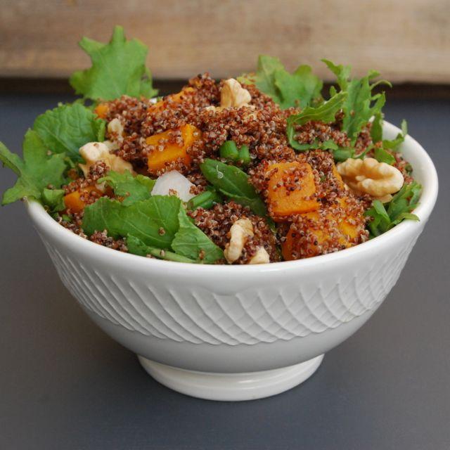 Masala Spiced Kañiwa Salad