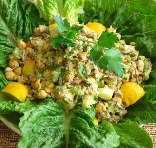 Vegan Nut Free Waldorf Salad