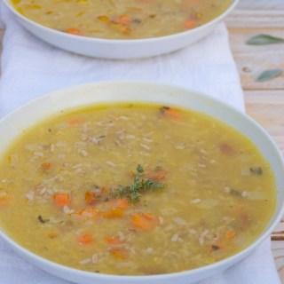 Indian-spiced-red-lentil-soup