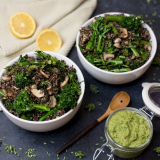 Black-Quinoa-Pesto-Bowls