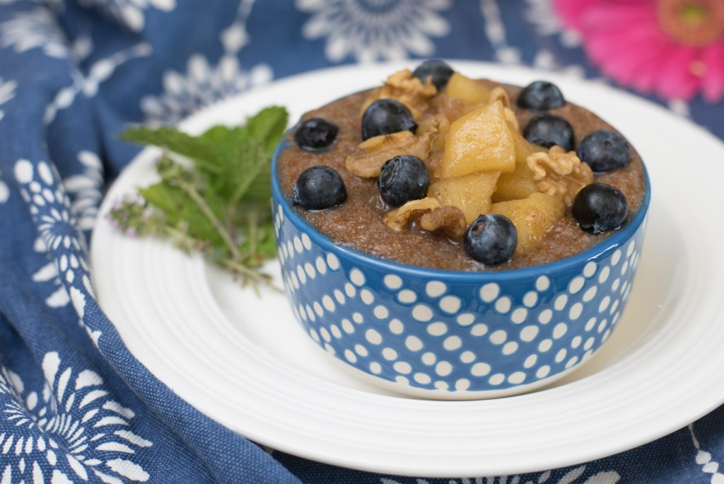 Teff Breakfast Porridge