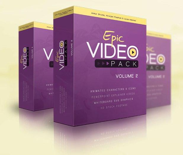 Kết quả hình ảnh cho Epic Video Pack V2 review