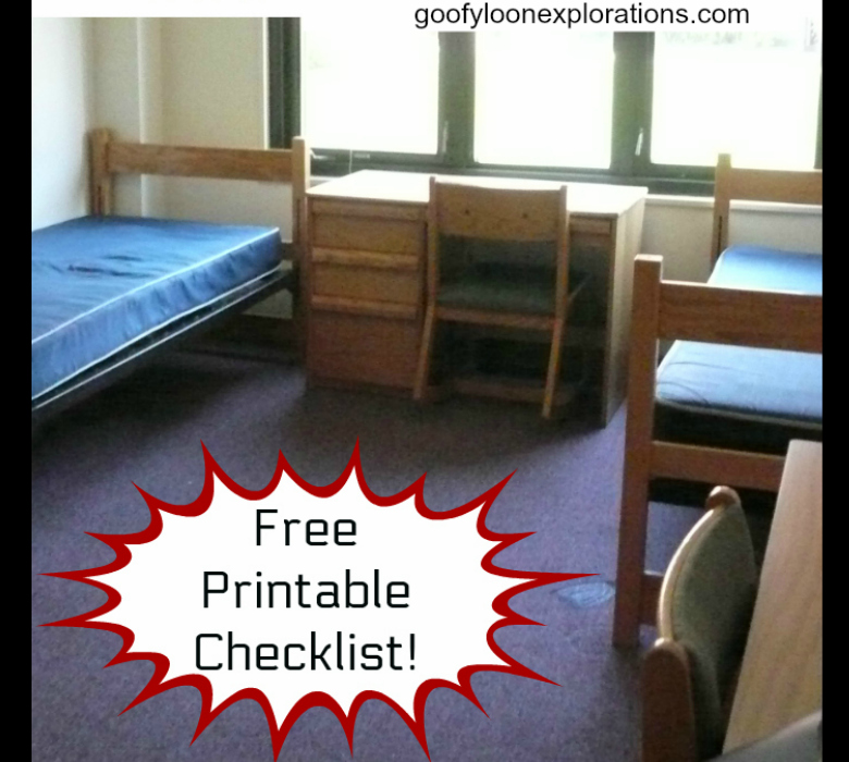 Awesome Items That Will Make Your College Student Happy in the Dorm Room