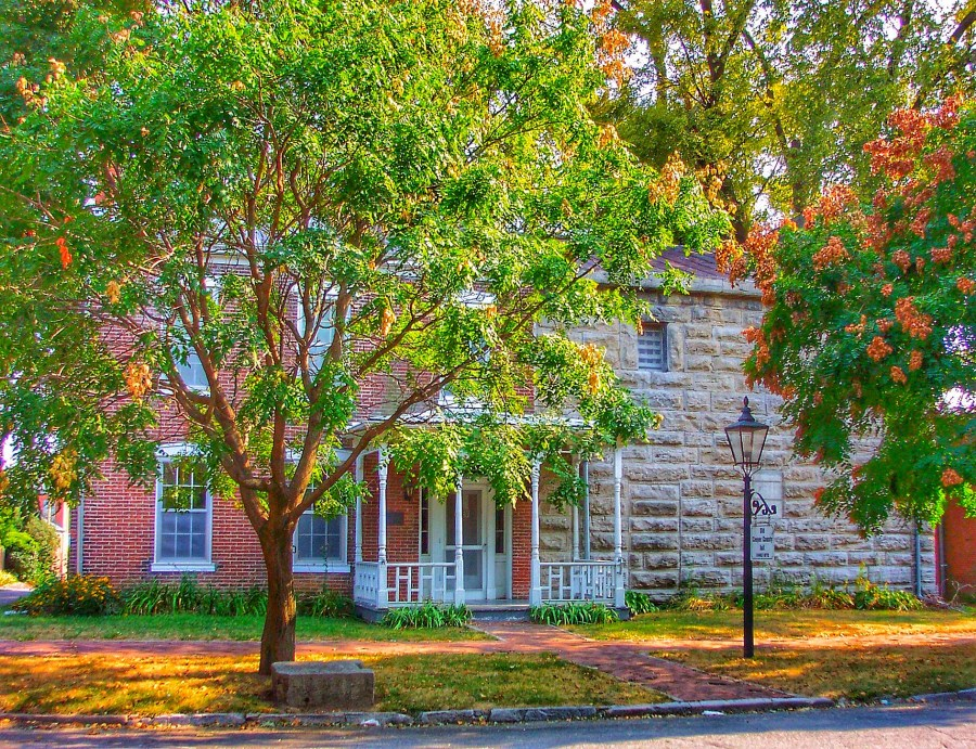 Old Cooper County Jail