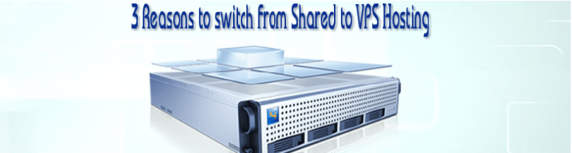 3 reasons to switch Share to VPS Hosting $10 Free Credit