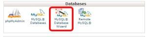 MySQL Database Wizard