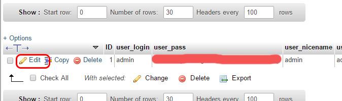 Database Step 3