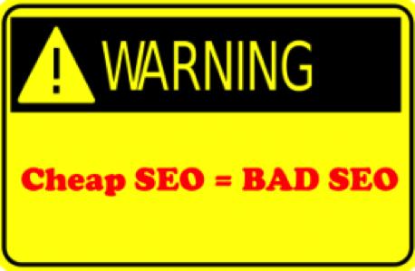 Bad Search Engine Optimisation