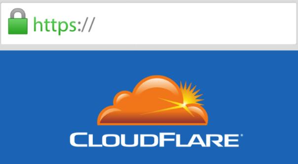 CloudFlare Free SSL