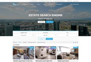WordPresas Real Estate My Home Theme