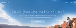 Webnode Review,A Good Or Bad Website Builder, create website free of cost,create free website google