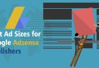 Google Adsense ad sizes
