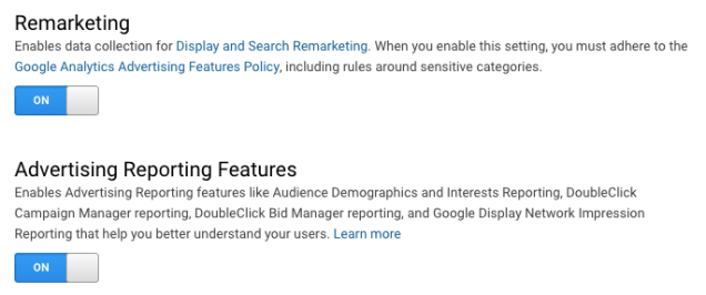 Remarkeing-Google-Analytics