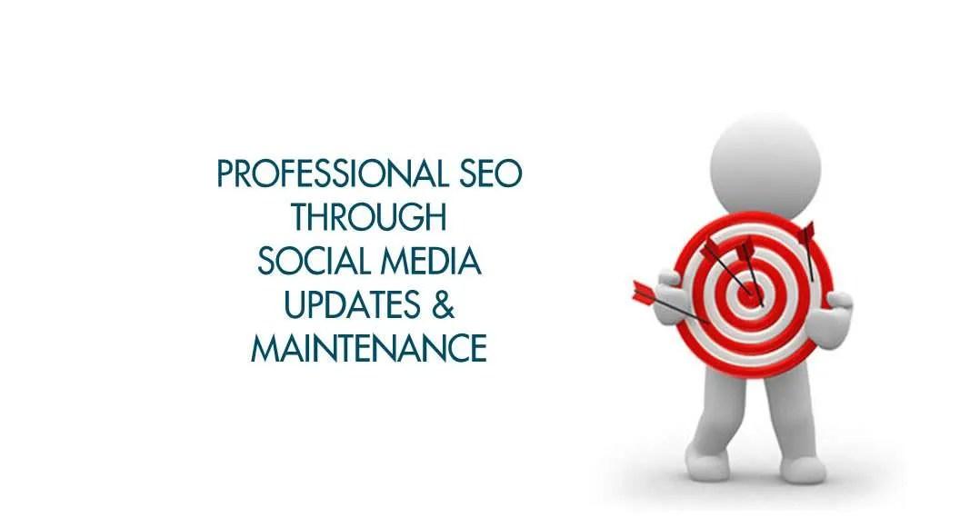 SEO & Social Media Maintenance
