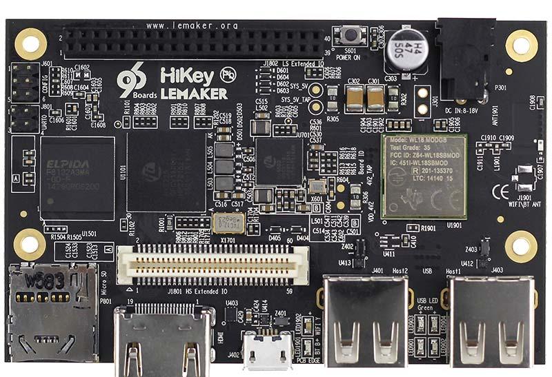 Google e Huawei desenvolvem rival do Raspberry Pi | Google