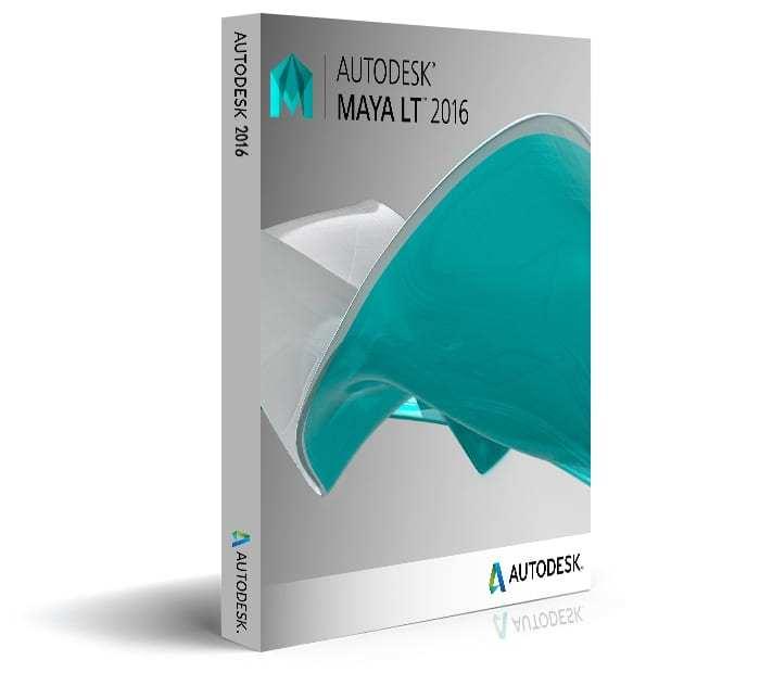 Autodesk Maya 2016 x64 ISO