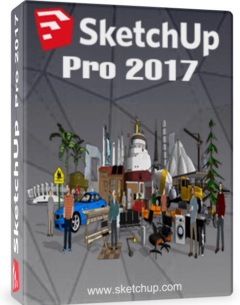 Autodesk Sketchup Pro 2017