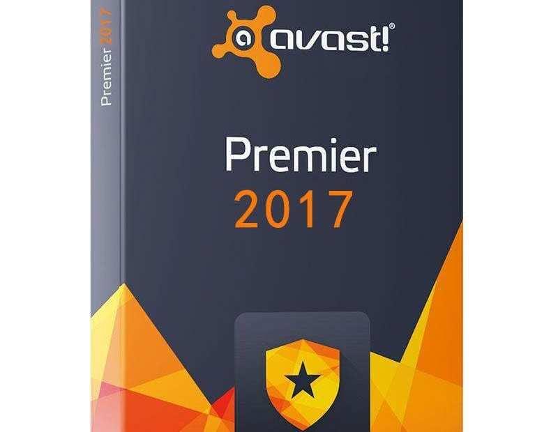 Avast Premier Antivirus 2017 v17.9.3761