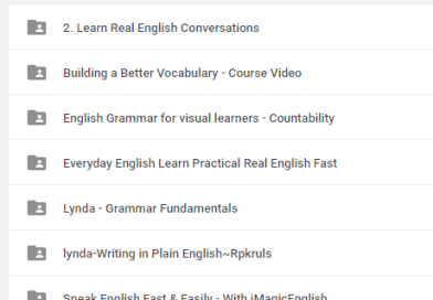 English Speaking And Learning Tutorial