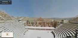 google-street-view-google-maps-jerash-monuments