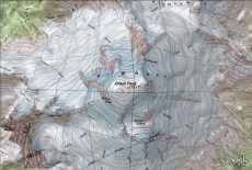 google earth topo maps topographic maps overlay