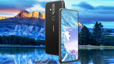 Meet the Nokia X71, a smartphone with triple-camera and a display hole