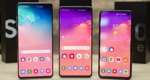 Take 20 percent off the dual SIM, unlocked Samsung Galaxy S10, S10 + and S10e