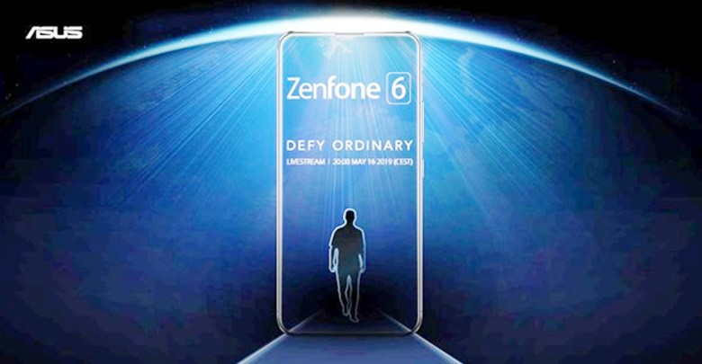 ASUS ZENFONE 6 ANNOUNCE POSTER APPEARS ONLINE