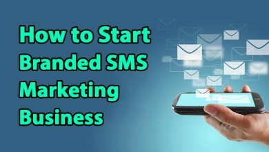 How to Start Branded SMS Marketing Business