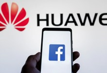 Facebook suspends pre-installation of the app on Huawei phones