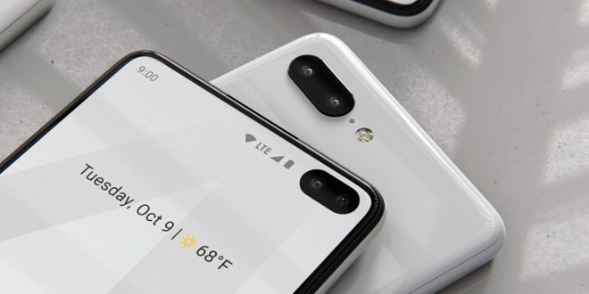 Google Pixel 4 Specifications Leaked