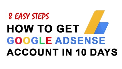 Best Trick to Approve AdSense Account for Blogspot