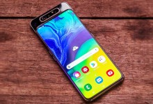 Samsung launches its Galaxy A80 in India