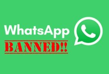 WhatsApp Ban Users for Breaking the Rules