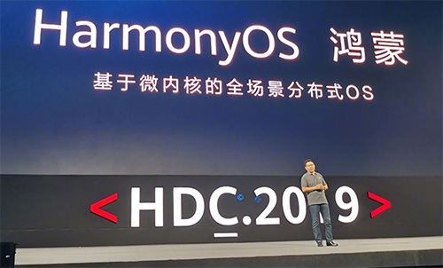 Huawei has officially announced HarmonyOS