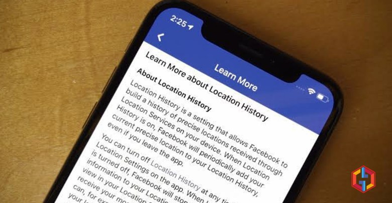 Facebook uses iPhones to monitor the movement of users