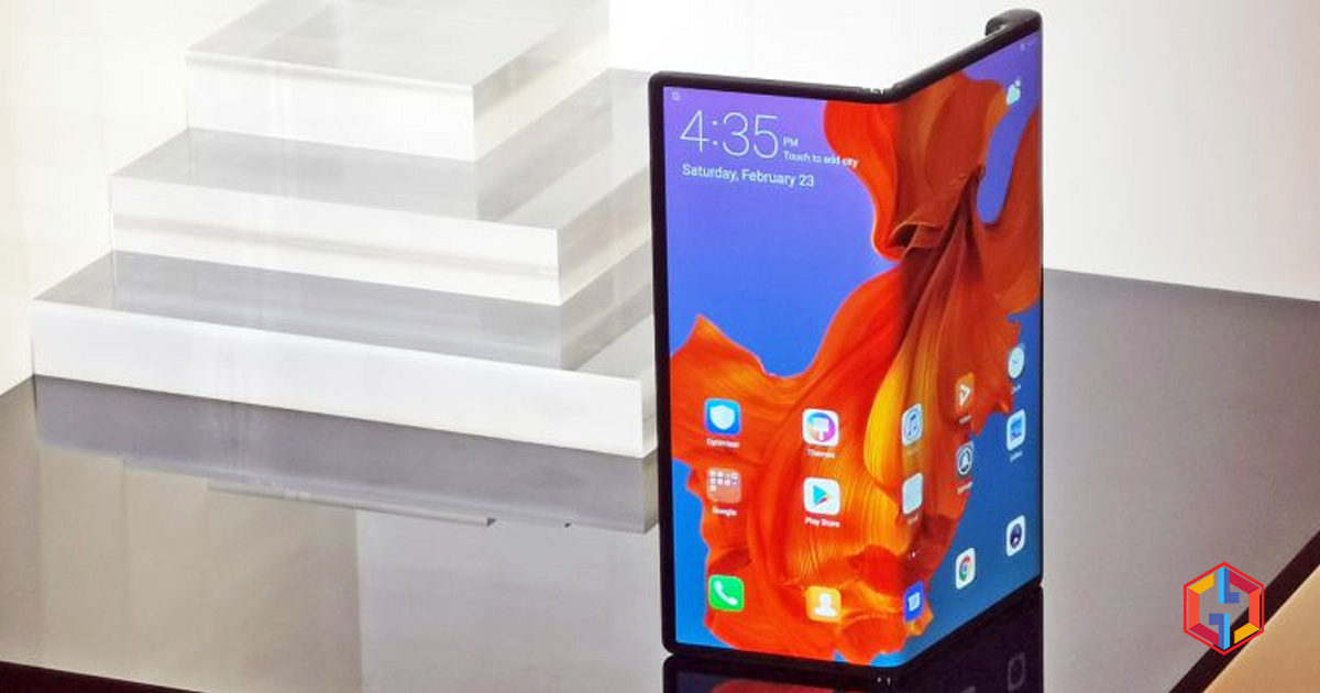 Huawei releases Foldable Mate X in China - Google Gangs