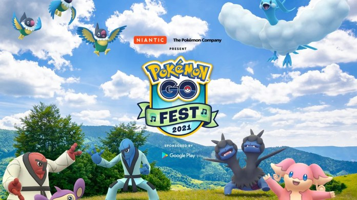 Pokemon Go Fest 2021 start date, how to participate, ticket price, how to book tickets, more details