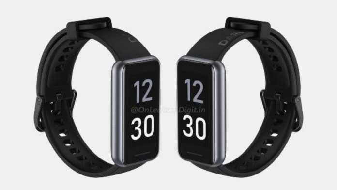 Realme Band 2 leaked images give us a glance at it for the first time