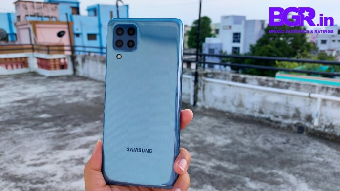 Samsung Galaxy M32 budget phone available with discount of up to Rs 1,250 on Amazon
