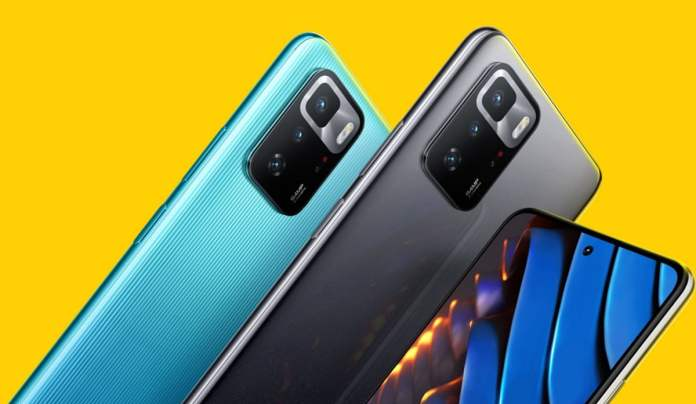 Poco X3 GT leak reveals almost no design change from Redmi Note 10 Pro 5G